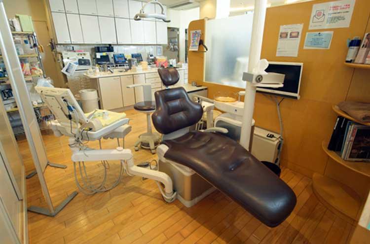 健軍院診療室